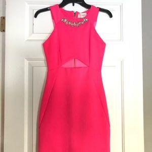 Dresses & Skirts - Neon pink dress